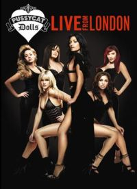 Обложка DVD Live From London